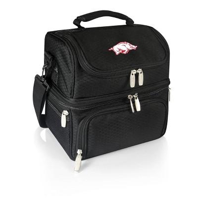 NCAA Arkansas Razorbacks Pranzo Dual Compartment Lunch Bag