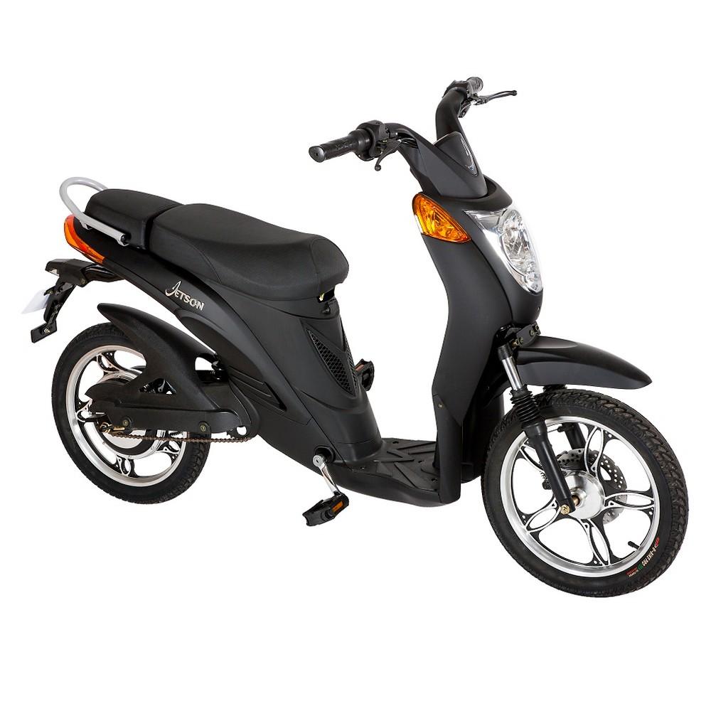 Jetson Electric Bike - Matte Black