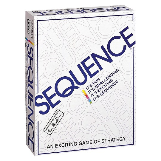 Jax Sequence Board Game, board games image number null