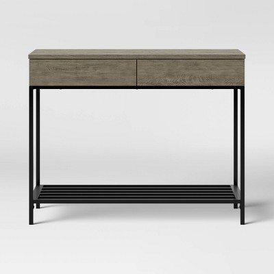 Loring Console Table Gray - Project 62™