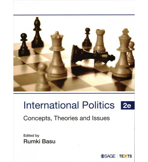 International Politics : Concepts, Theories and Issues -  (Paperback) - image 1 of 1