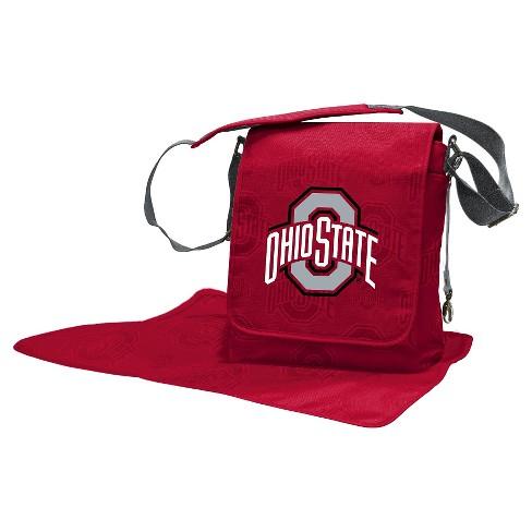 Ohio State Buckeyes Lilfan Diaper Bag