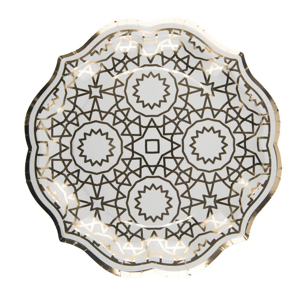Image of 8ct Boho Sophistiplate Dinner Plate