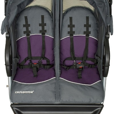 Expedition Double Jogger Stroller - Elixer