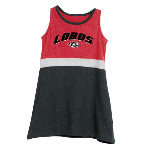 NCAA Infant Girl's Dress New Mexico Lobos - image 1 of 3