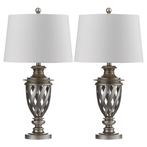 Byron Urn Table Lamp (Set of 2) - Safavieh® - image 1 of 5