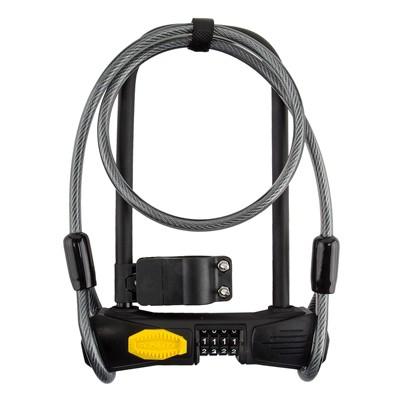 Sunlite Defender U Combo Standard + Cable U-Lock
