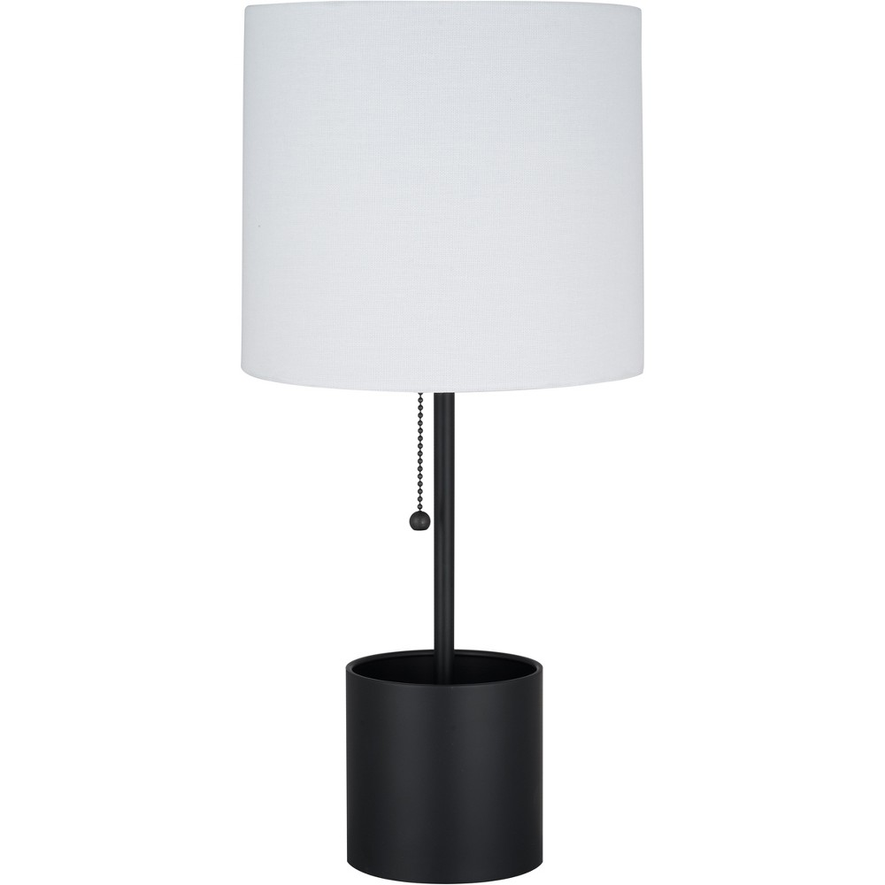 Pencil Cup Lamp Black (Includes Energy Efficient Light Bulb) - Project 62