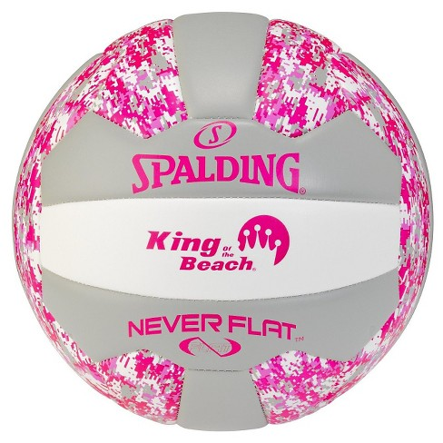 Spalding Volleyball Pink Camo - image 1 of 2