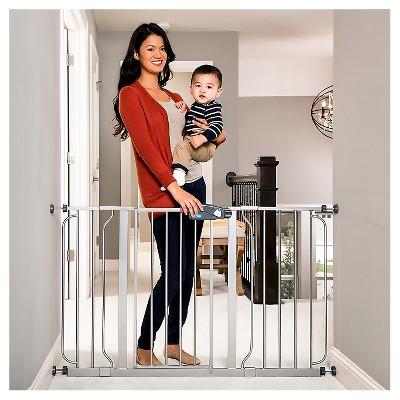 Regalo® Extra Wide Baby Gate Platinum