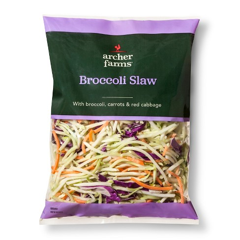 Broccoli Slaw - 12oz - Archer Farms™ - image 1 of 1