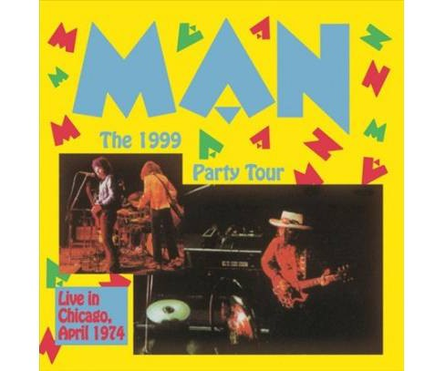 Man - 1999 Party Tour (CD) - image 1 of 1