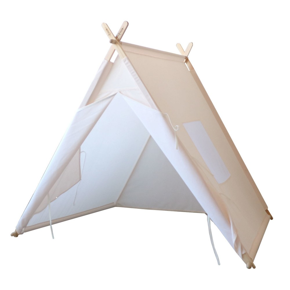 Image of Kids Play Tent Cream - Tnee's Tpees, Ivory