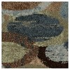 Bubbly Blue Rug - Orian - image 2 of 4