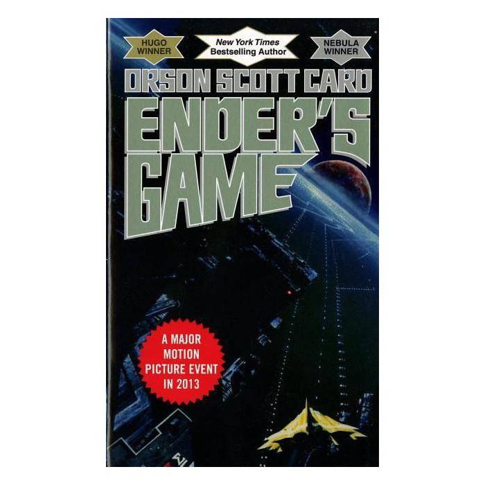 Ender's Game ( Ender) (Reprint) (Paperback) - image 1 of 1