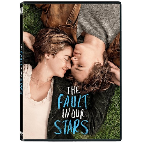 The Fault in Our Stars (dvd_video) - image 1 of 2