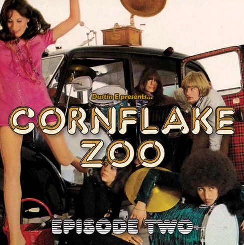 Various - Dustin E Presents Cornflake Zoo:Ep 2 (Vinyl) - image 1 of 1