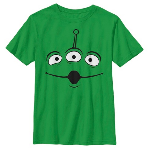 Toy Story Boys' Squeeze Alien Costume Tee T-Shirt - image 1 of 1
