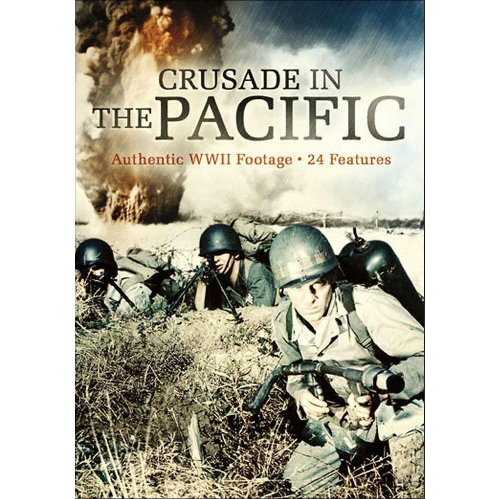 War Classics:Crusade In The Pacific (Dvd)