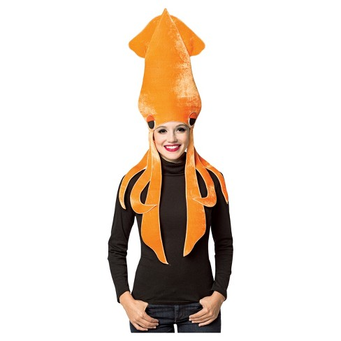 Squid Costume Headwear - image 1 of 1