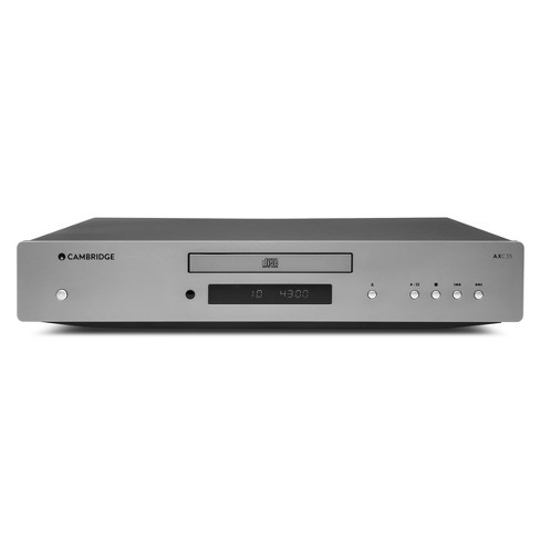 Cambridge Audio AXC35 CD Player (Silver) - image 1 of 4