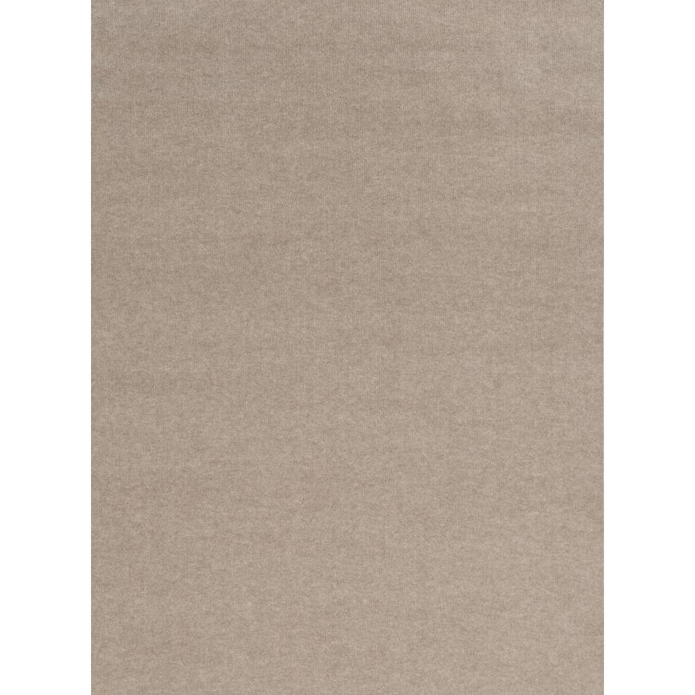 Image of 6' x 8' Rib Indoor/Outdoor Rug Taupe (Brown) - Foss Floors