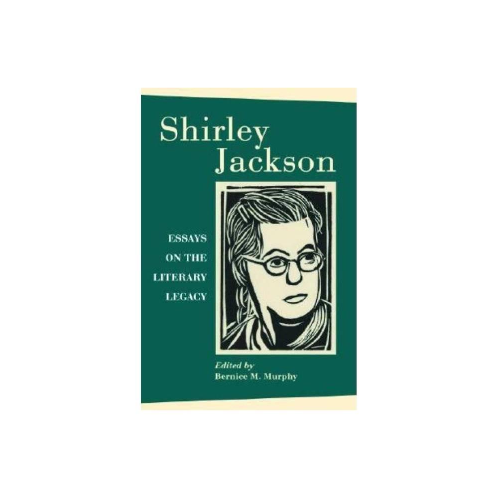 Shirley Jackson By Bernice M Murphy Paperback
