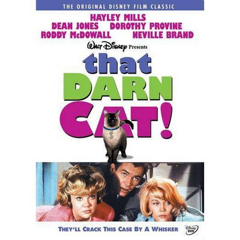 That Darn Cat! (DVD) - image 1 of 1