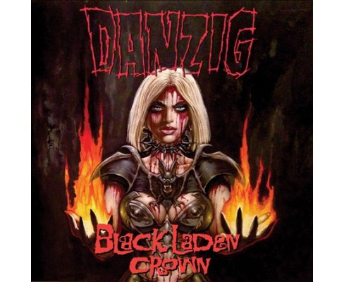 Danzig - Black Laden Crown (Vinyl) - image 1 of 1