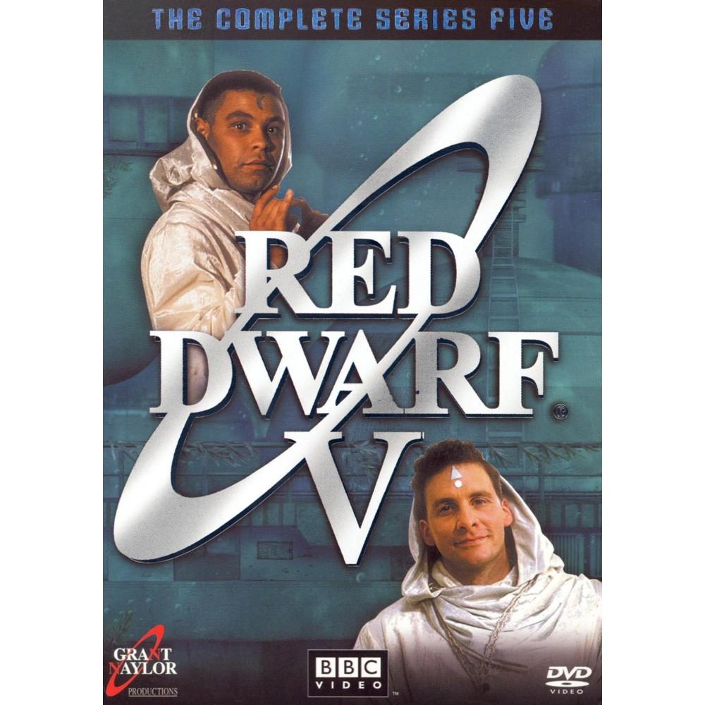 Red Dwarf Series V (Dvd), Movies