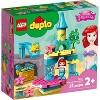 LEGO DUPLO Disney Ariel's Undersea Castle Building Toy; Princess Castle Under the Sea 10922 - image 4 of 4