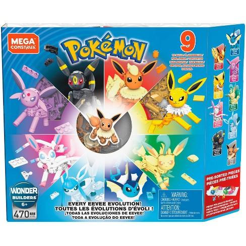 Mega Construx Pokemon Every Eevee Evolution - image 1 of 4