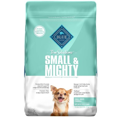 Blue Buffalo True Solutions Small & Mighty Small Breed Adult Dry Dog Food