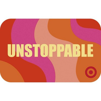 Unstoppable Target GiftCard