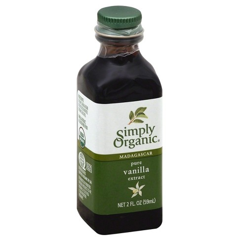 Simply Organic Vanilla Extract 2oz