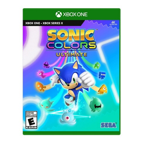 Sonic Colors Ultimate - Xbox Series X/Xbox One - image 1 of 4