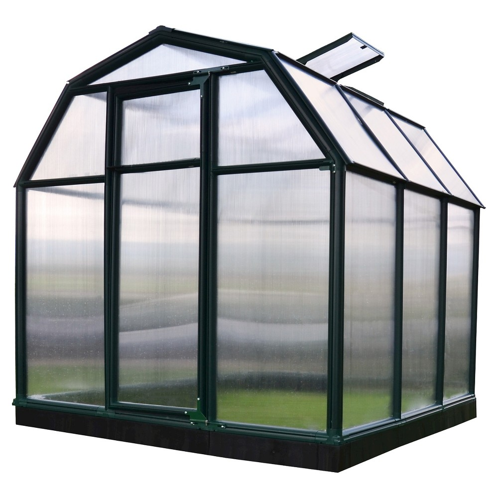 6' x 6' Eco Grow 2 Twin Wall - Forest (Green) - Rion