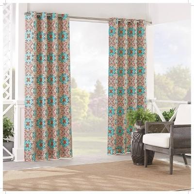 Astrid Curtain Panel - Waverly Sun n Shade