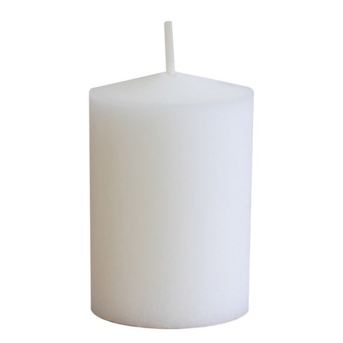 36ct Lumabase White 15-Hour Votive Candles - image 1 of 2