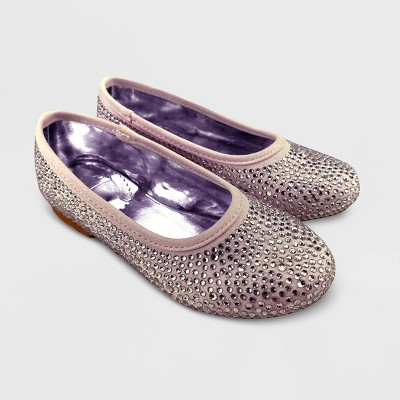 Girls' Disney Princess Mary Jane Flats - Pink - Disney Store