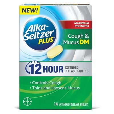 Digestion & Nausea: Alka-Seltzer Plus