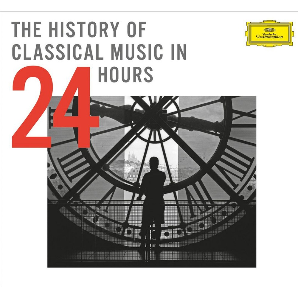 Various - History Of Classical Music In 24 Hour (CD)