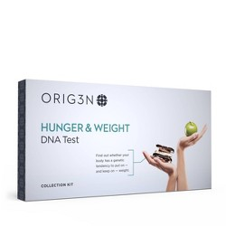 Orig3n Hunger & Weight DNA Test - Lab Fee Included