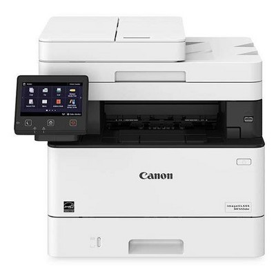 Canon Image Class Mf445dw All In One Wireless Mobile Ready Duplex B/W Laser Printer, 40 Ppm, Print, Copy, Send, Scan & Fax by Canon