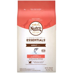 Nutro Wholesome Essentials Salmon & Brown Rice Dry Cat Food - 3lb
