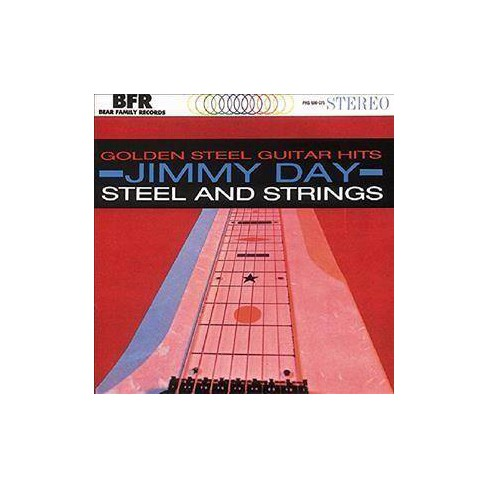 Jimmy; 3; 3  Jimmy; Day Day - Golden Steel Guitar Hits/Steel And Strings (CD) - image 1 of 1