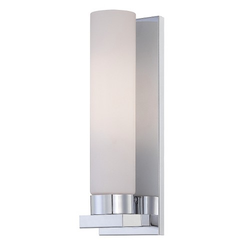Lite Source Fluorescent Wall Light - Silver - image 1 of 1