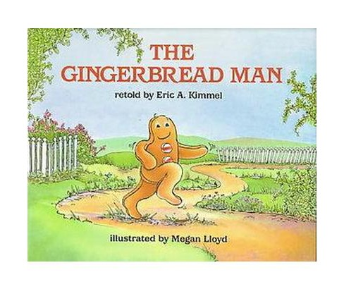 Gingerbread Man (School And Library) (Eric A. Kimmel) - image 1 of 1