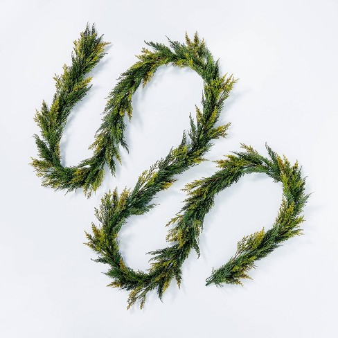 XL Spruce Garland - Threshold™ designed with Studio McGee - image 1 of 3