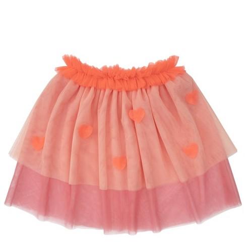 Meri Meri - Neon Heart Tulle Tutu - Costume Accessory Set - 1ct - image 1 of 1